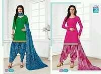 Cotton printed dressmaterials mcm billo rani vol-5