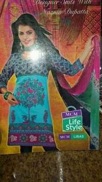 Cotton salwar kameez mcm lifestyle libas