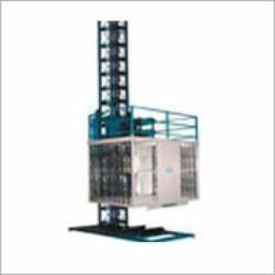 Single Cage Construction Lift