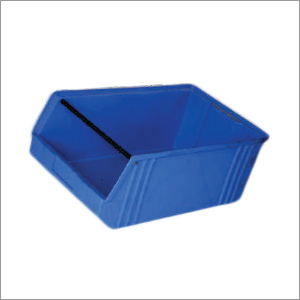 Industrial Plastic Milk Crate