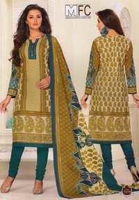 Cotton printed dress materials mfc shagun vol-15