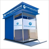 Mobile GSM Smart Card Water ATM Machine