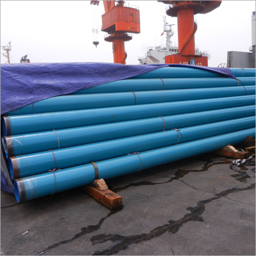 Plastic Coated Tube