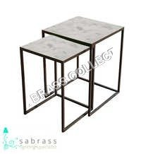 Square Side Table s/o 02 pcs