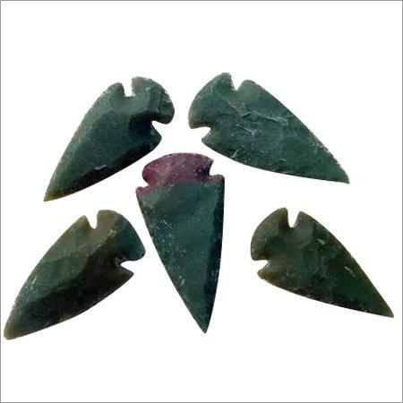 Green Aventurine Arrowheads