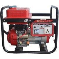 Portable Petrol Generator 2KVA