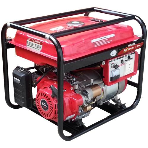 Portable Petrol Generator 3KVA