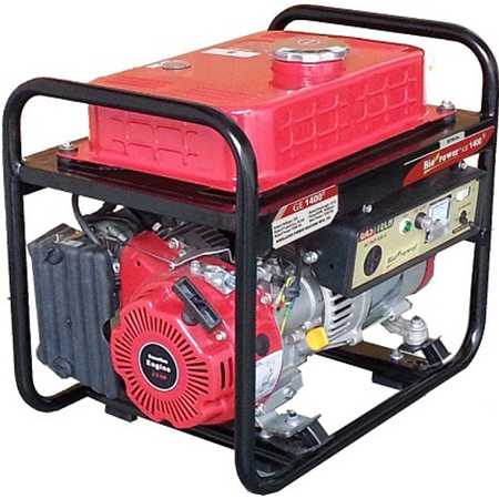 1 KVA LPG Portable Power Generator