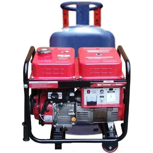 4 KVA Portable LPG Generator