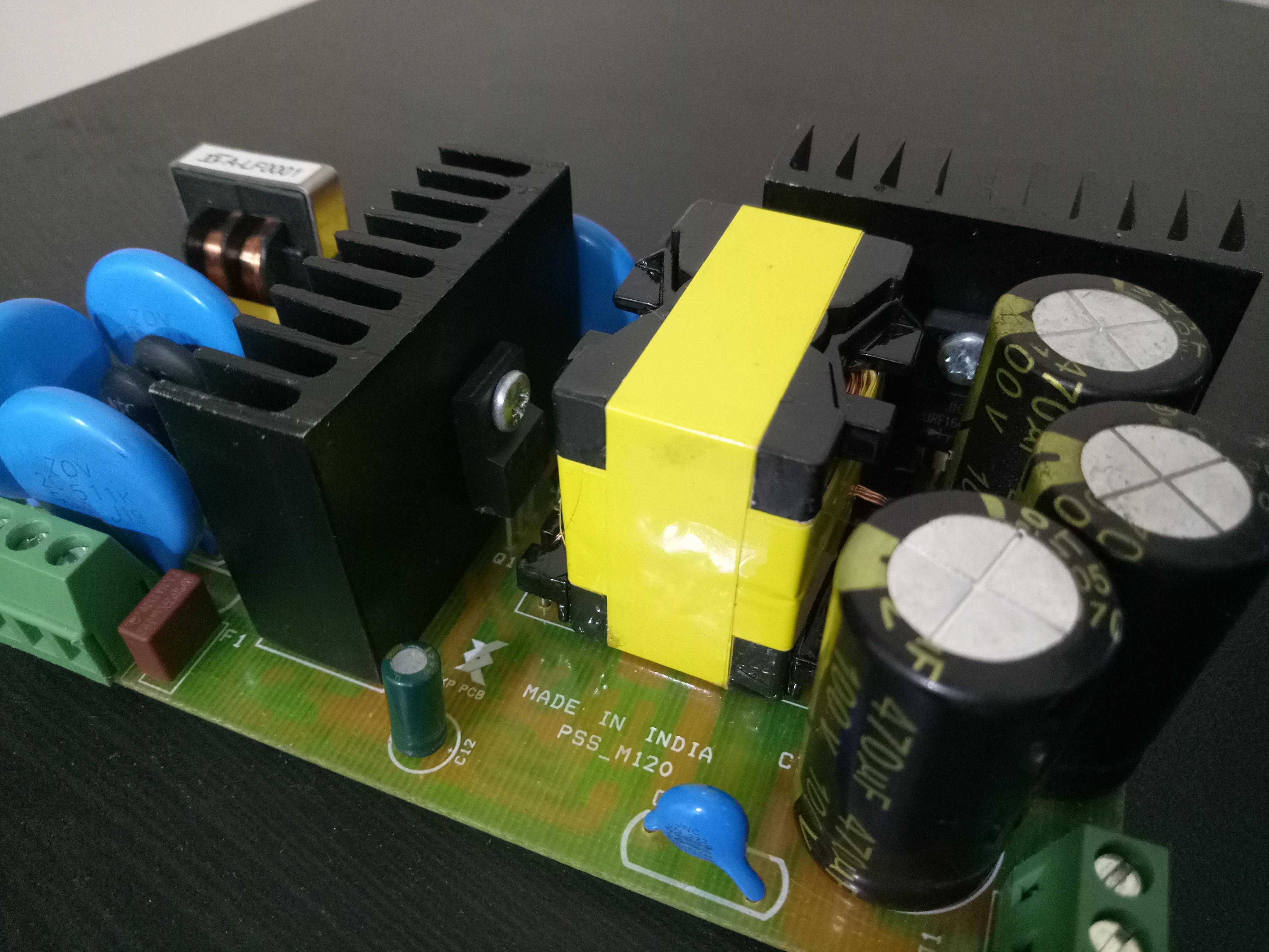 90-110W LED Driver