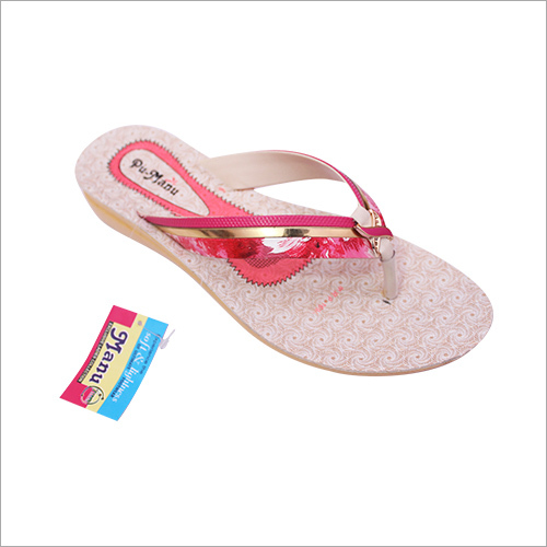 Poddar Stylish Flat Ladies Slipper