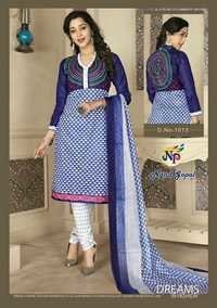 Cotton dress materials nand gopal jannat