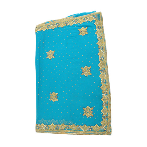 Handmade Zari Work Saree