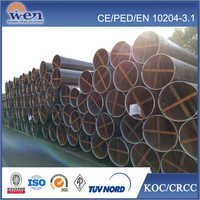 Welded Carbon Steel Pipe