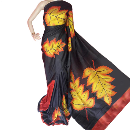 Acid Paint Silk Sarees
