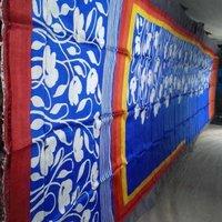 Hand Block Print Sarees