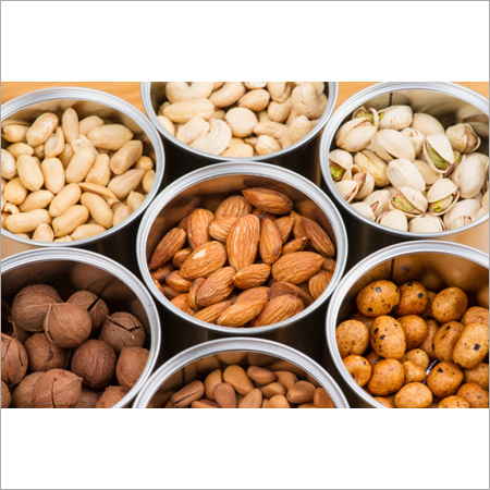 Nuts Fruits