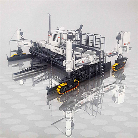Slipform Paver Rental