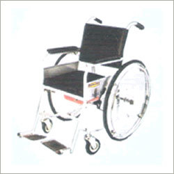 Invalid Wheel Chair Non Folding (Deluxe)