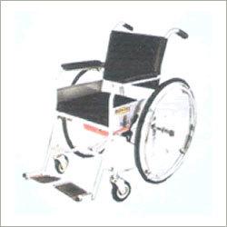 Invalid Wheel Chair Non Folding (Deluxe)