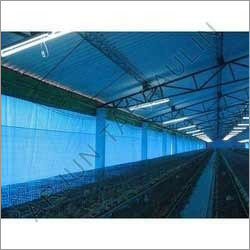 HDPE Poultry Curtain Tarpaulins