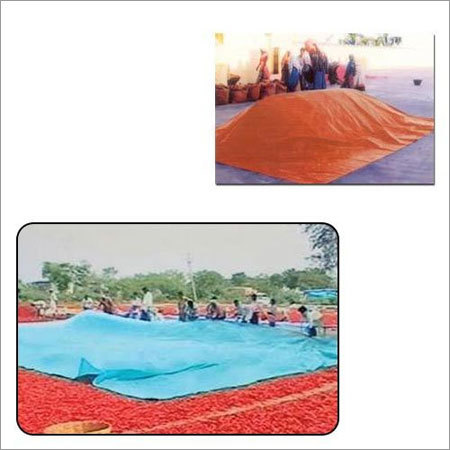 Agricultural Tarpaulins for Protection Food Grain