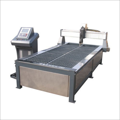 Plasma Cutting Machine With Serrated Table