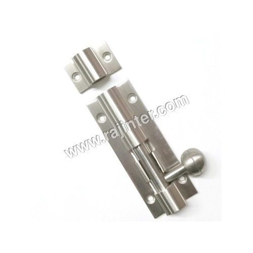 1/2 SS Finish Aluminium Tower Bolt
