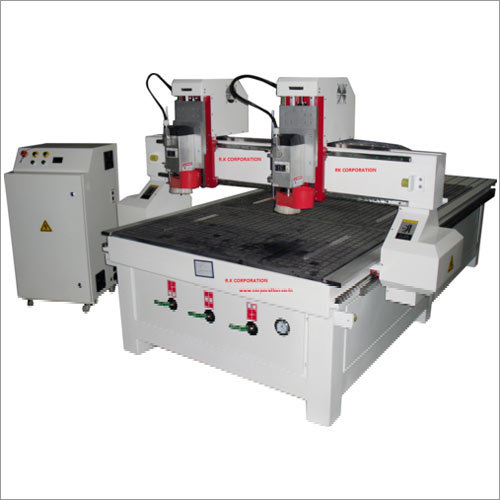 CNC Router With 2 Spindle