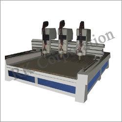 Glass Engraving CNC Machine