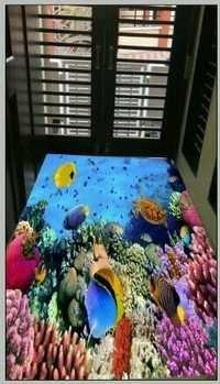 3 D Flooring