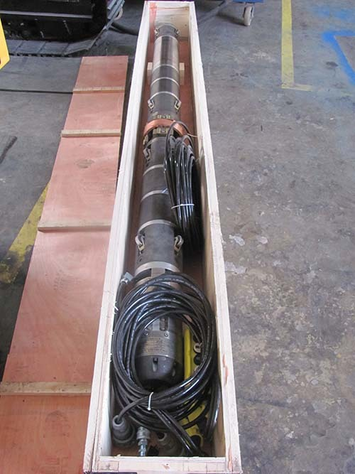 Offshore Electric Pneumatic Internal Line Up Clamp