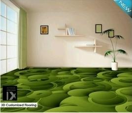 3 D Floor Coatings