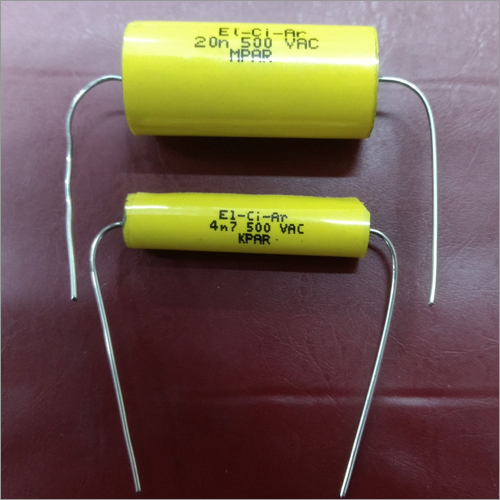 KPAR High Voltage Polypropylene Capacitors - 5KV, 10KV