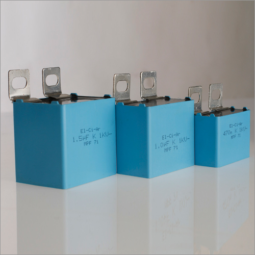 MPF71 IGBT Metallized Snubber Capacitor - 630VDC to 2000VDC