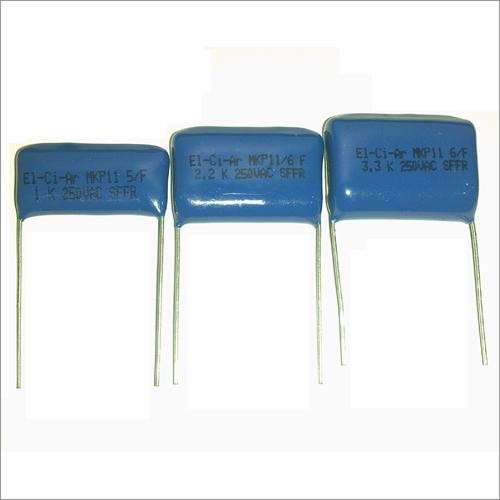 Metallized Dip Capacitors