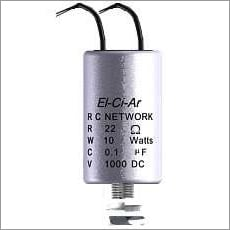RC Network - RC11 (0.1uF to 0.47uF ; 1000VDC to 2000VDC ; 10 Ohms to 100 Ohms  5 W to 10 W)
