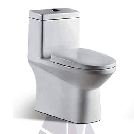 Siphon Flushing One Piece Toilet