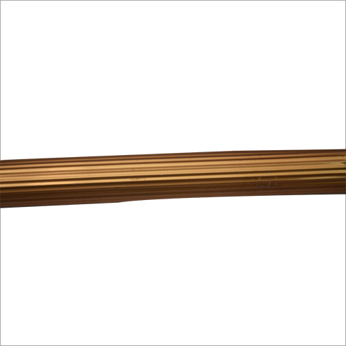 28mm Golden Aluminum Curtain Rod