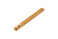 24 Way Studs Brass Neutral Links