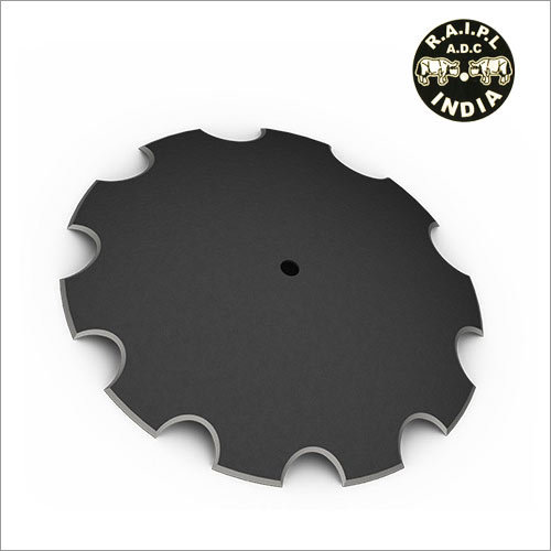 Plain Notched Discs Blades