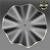 Wavy Disc Blades