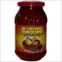 Mother's Lime Pickle