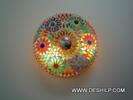 Modern ceiling light light wholesale modern round decorative crystal