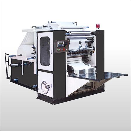 V Fold Facial tissue Machine