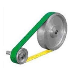 Cut and Round Edge Transmission Belt