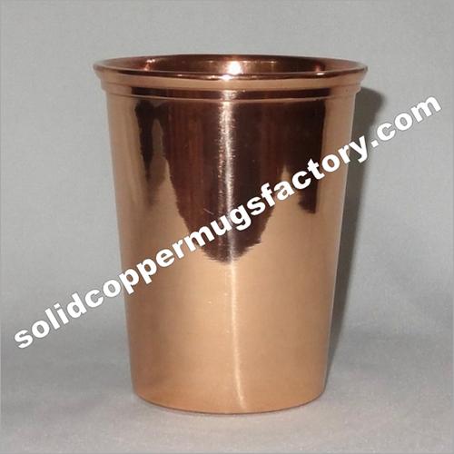 Copper Pint Glass Vodka Copper Glass