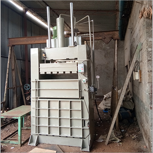 Hydraulic Baling Press Waste Paper