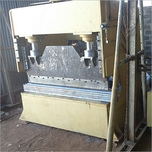 Hydraulic Press Break Sheet Bending Machine