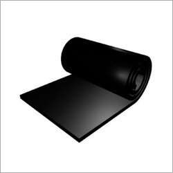 Black Rubber Sheets